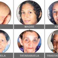 Mariana Ávila Salcedo: Su madre, su abuela, su bisabuela, su tatarabuela y su trastatarabuela se pelean para cuidarla