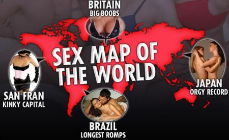 Los paises con mejor sexo del mundo