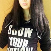 Karina Barduchian, de 16 años fue comida junto con patatas fritas