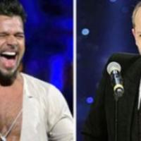 ¿Miguel Bosé fue el amante bandido de Ricky Martin?
