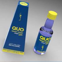 Quo Drink: La bebida que reduce la tasa de alcohol en sangre