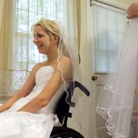 Un año después de su dolorosa despedida de soltera, se casa