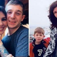 Luego de adelgazar se embarazo de su hijastro y ahora se casaron