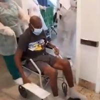 Covid19: Un paciente de 110 años logra sobrevivir al Corovirus